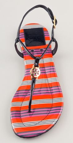 Tory Burch sandals YES PLEASE