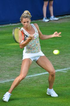 Camila Giorgi, Tennis Dress, Tennis Clothes, Sport Tennis, Wta Tennis, Venus And Serena Williams, Professional Tennis Players, Tennis Players Female, Beautiful Athletes