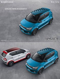 Maruti Ignis Utility and Customisation Kit Launched