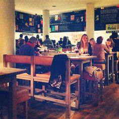Vapiano restaurant in Den Haag