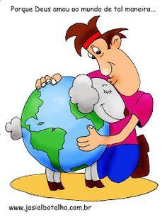 Apostolo Paulo : Porque Deus amou ao mundo de tal maneira...
