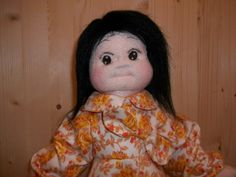 Soft Sculpture Doll PDF Instruction ad Pattern & by Rosselladolls http://www.dalbauledellanonna.com