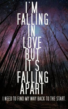 Into Your Arms -The Maine