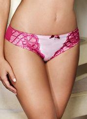 Ultimo Yasmin Brazilian Brief - Hot Pink/ Pale Pink
