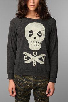 OBEY Bone Thugs Crew Sweatshirt Online Only