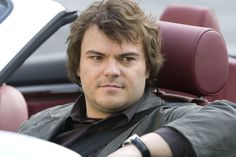 Ok, so yeah...it's Jack Black. But in The Holiday, he is positively adorable. Cute and sweet and hilarious. And that's why he belongs on this board!