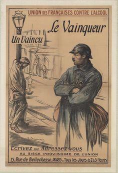 Affiches de propagande au cours du XXe siècle - L'entre deux guerres