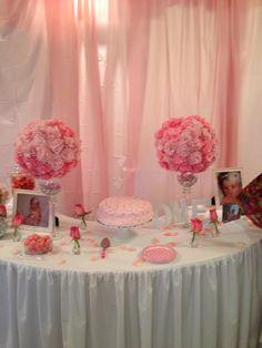 Katy Rose Birthday Party 1stbirthday