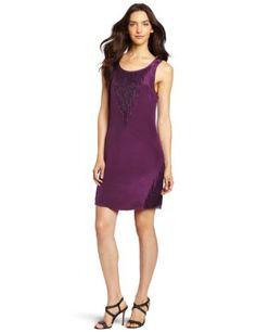 WHAT GOES AROUND COMES AROUND Women's Phoenix Dress in Purple $58