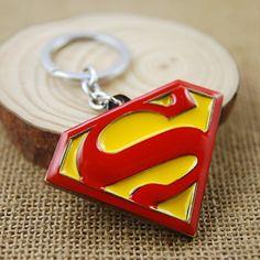 Hot Sale Fast Deliver Fashion Superman Design Key Chain Cool Keychain, http://www.amazon.com/dp/B00X9T8Q2S/ref=cm_sw_r_pi_awdm_TRpvvb09PH3FV