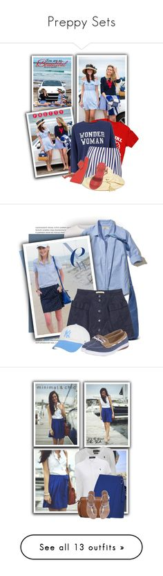 """""""Preppy Sets"""" by tasha1973 ❤ liked on Polyvore featuring Love, Rip Curl, U.S. Polo Assn., Sweaty Betty, Hollister Co., Thacker, Balenciaga, '47 Brand, Keds and Polo Ralph Lauren"""