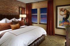Vantis Residence - contemporary - bedroom - orange county - D for Design Loft Design, Interior Design Studio, Modern Design, House Design, Bachelor Bedroom, Bachelor Pads, Condo Living, Living Room, New York Loft