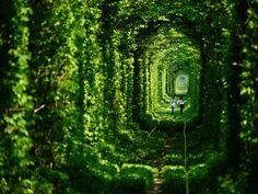 le tunnel de l'amour [ukraine]
