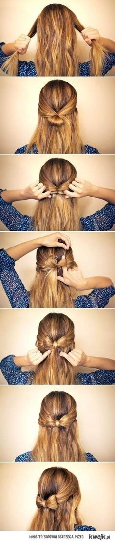 I have needed to know this for a long time!!! Yay!!! I've been trying to do this type of hair bow for a while with no successes. Finally !! Hahaha