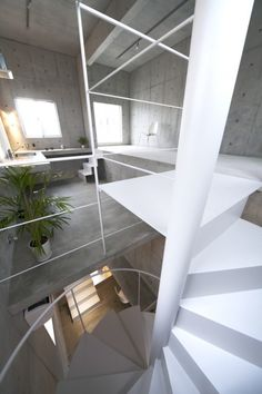 Staircase At TheKomada Architects'... - Just The Design