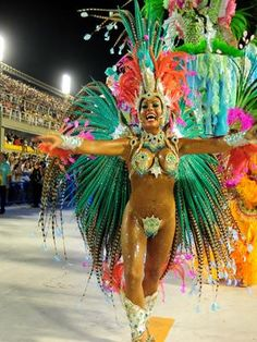 Carnaval - Rio de Janeiro - Brasil
