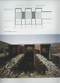 Casa Horizonte, Spain by RCR Arquitectes.01