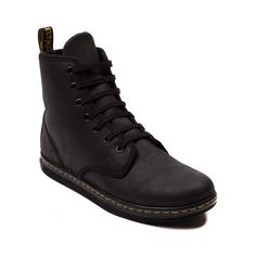 Shop for Womens Dr. Martens Eclectic Boot in Black Leather at Journeys Shoes. Shop today for the hottest brands in mens shoes and womens shoes at Journeys.com.Sleek and lightweight boot from Dr. Martens, the Eclectic features a smooth leather upper and a slip-resistant welted sole.