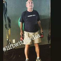 AGE?? Nahhh!! No limit. Age becomes a number when you exercise! Move that body Friends! My clients doing great job. #iamyourpersonaltrainer #liftwithlydia #ageless #exercises #workoutqueen #fitness #latinafitness #fit #functionaltraining #weighttraining #comeseeme #sd #lajolla #lajollasportsclub #gym #fitforlife #lajollalocals #sandiegoconnection #sdlocals - posted by Lydia  https://www.instagram.com/lydiaiamyourpersonaltrainer. See more post on La Jolla at http://LaJollaLocals.com