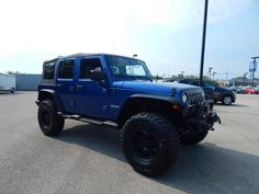 Used Jeep Wrangler Unlimited 4WD 4dr Sport