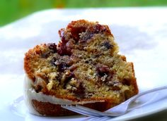 Make a delicious treat by swirling in cranberries and making this Cranberry-Orange Coffee Cake. A perfect way to start the …