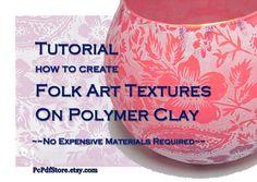 folk art Textures