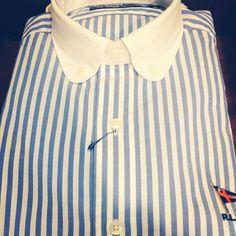Nice Polo Ralph Lauren Club Collar Shirt