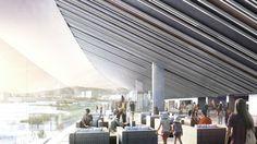 cool New Camp Nou |  Manica Architecture Check more at http://www.arch2o.com/new-camp-nou-manica-architecture/