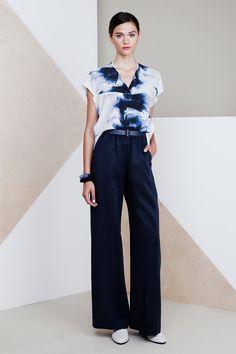 Zero + Maria Cornejo Resort 2014 – Vogue