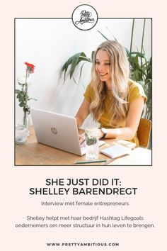 She just did it: interview met female entrepreneurs - Pretty Ambitious