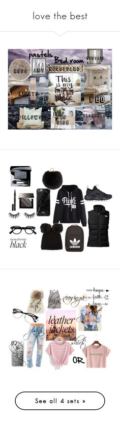 """""""love the best"""" by otayfashion on Polyvore featuring interior, interiors, interior design, home, home decor, interior decorating, Sombrio, PBteen, Magical Thinking and Hübsch"""