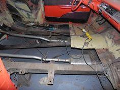 1957 Chevrolet Bel Air Partial Restoration Texoma Clics Clic Vehicle Restorations