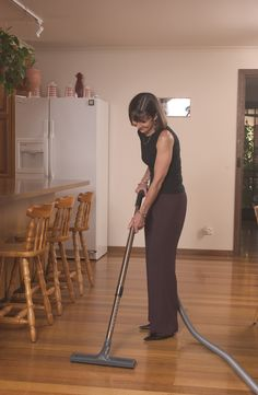 If you remove dust and debris from your Kitchen Carpet, then a centravac vacuum cleaner would be the ideal choice.