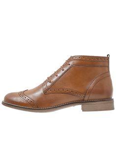 Pier One Ankle Boot - cognac - Zalando.de