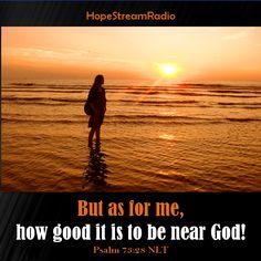 Near God!