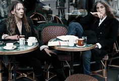 In Conversation with Patti Smith and Ann Demeulemeester — Vogue