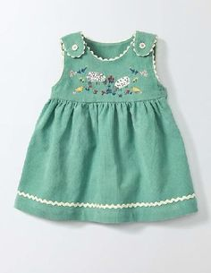 a5c0ca33adef Mini Boden Farmyard Friends Corduroy Dress (Baby Girls & Toddler Girls)  available at