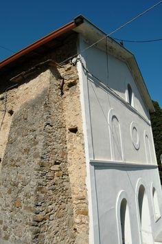 San Biagio della Cima (IM) Chiesa di san Biagio