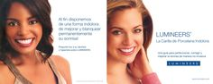 All information about lumineers dental veneers by Clinicas Propdental at Barcelona via Slideshare