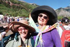 FestiEldaVarians Telluride Bluegrass Fest 2014