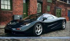 McLaren F1, THE supercar from my childhood. I always considered it to be the ultimate in performance when I was little and I'm still in love decades later.