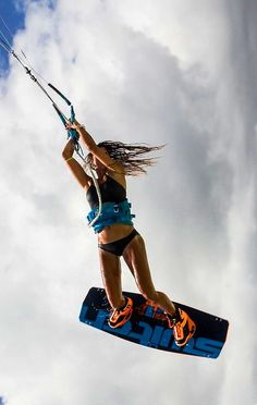 LOVE this board!!! greta menardo Collection kite surf girl by adoscool.com 2015 Made www.adoscool.com | Ados Cool!