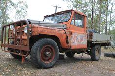 60Patrol • 1977 LWB G60