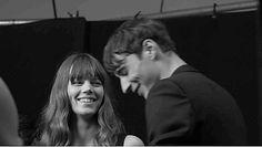 Adrien Sahores and Freja Beha Erichsen for HUGO Man/Woman Fragrance