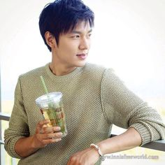 Lee Min Ho @ Innisfree ( Jeju Island )