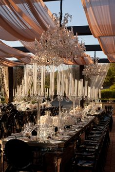 {Wedding Trends} Strictly Long Tables - Part 2 - Belle The Magazine