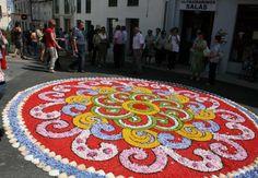 Castropol convoca un concurso de carteles para la fiesta del Corpus Christi - La Nueva España