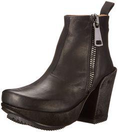 Amazon.com: John Fluevog Women's Tinder Platform Boot: Clothing