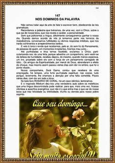 LINDAS HISTORIAS DE CHICO XAVIER 161  A Voz Do Desmanipulador