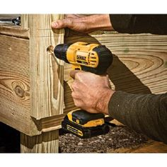 Model MAX Cordless Lithium-Ion in. Compact Drill Driver - Dewalt MAX Lithium-Ion Compact in. Cordless Drill Driver Kit Ah). Compact, lightweight design fits into tight areas. Cordless Power Drill, Cordless Drill Reviews, Dewalt Drill, Cv Online, Tool Store, Speed Drills, Drill Set, Thing 1, Reciprocating Saw